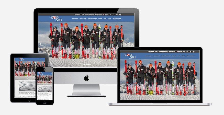 cro ski web