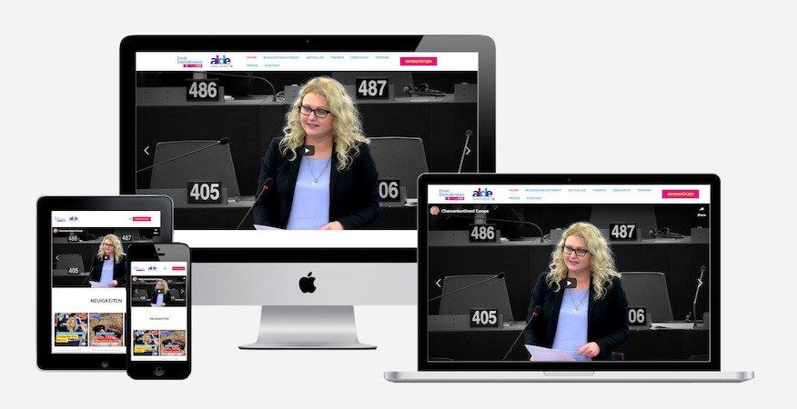 Nadja Hirsch website